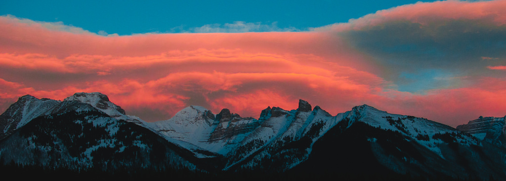 Banff Sunset