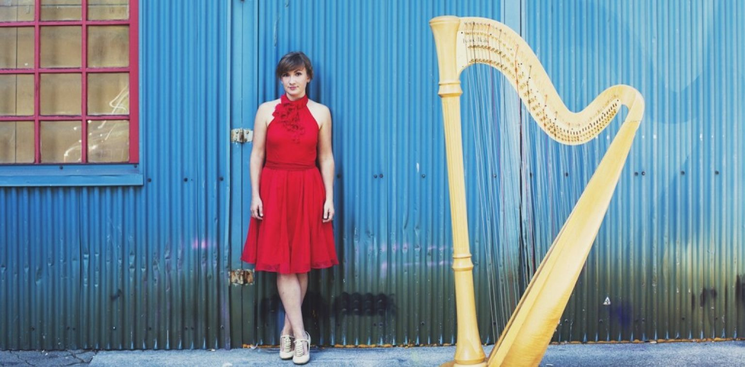 About Vancouver Harpist