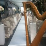harp wedding shangri-la